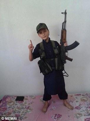 Horrifying ISIS Guide for Jihadi Mothers