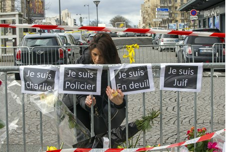 #Je Suis Juif (I am a Jew)