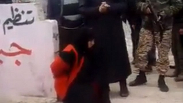 Syrian Jihadists Shoot Woman in Town Square for 'Adultery'