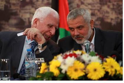 Hamas and Fatah Sliding Towards Open War in Gaza