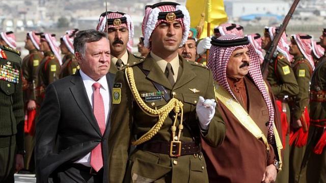 Bahrain to back Jordan