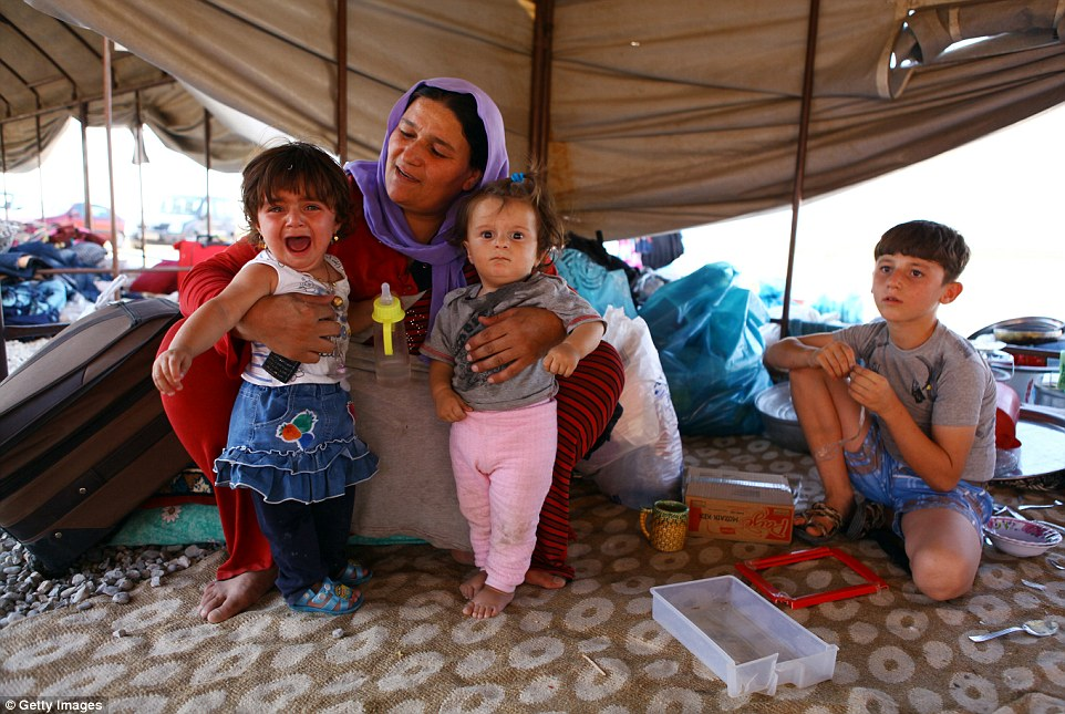 More Israeli Aid Set to Reach Christian, Yazidi Refugees of ISIS