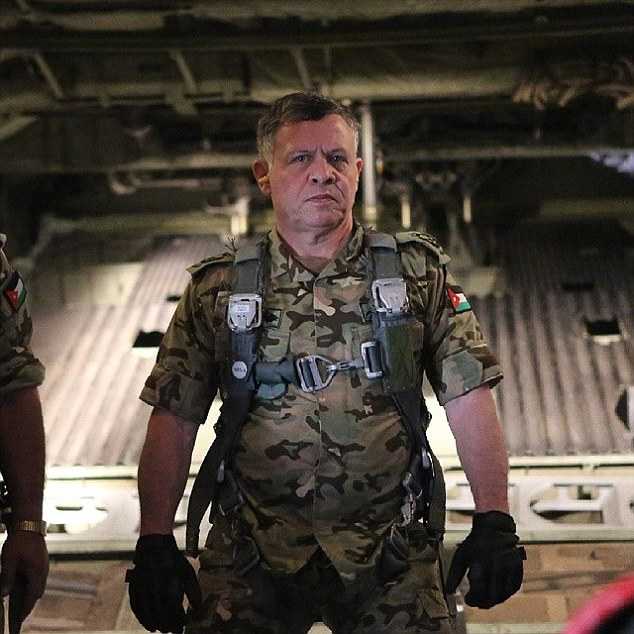 Nervous of ISIS Invasion, Jordan Planning Buffer Zone in Syria
