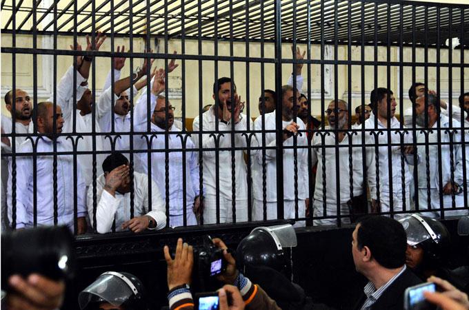 Egypt Names 18 Muslim Brotherhood Members as Terrorists
