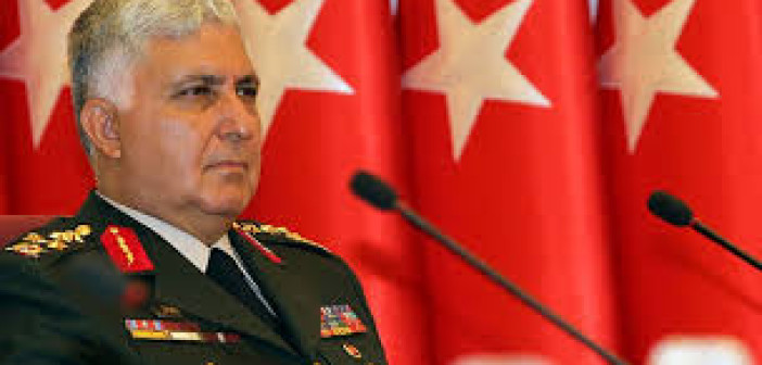 Turkish Army Chief Visits Ottoman Tomb in Syria