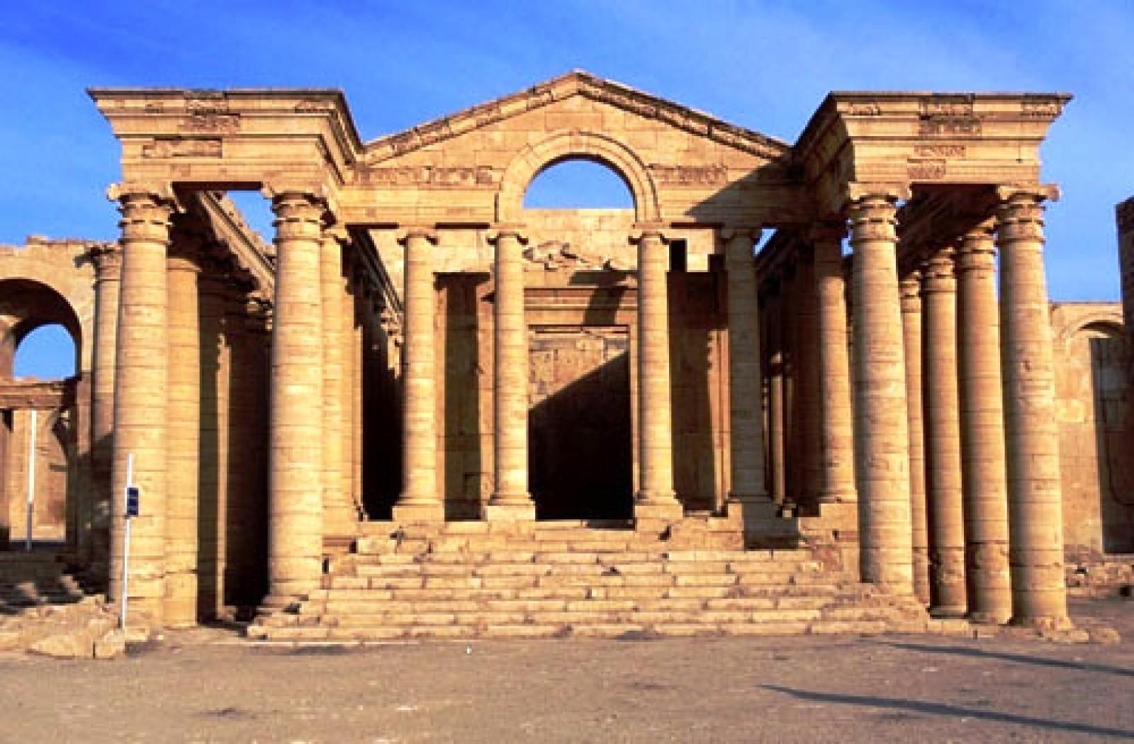 ISIS Destroys Ancient City of Hatra