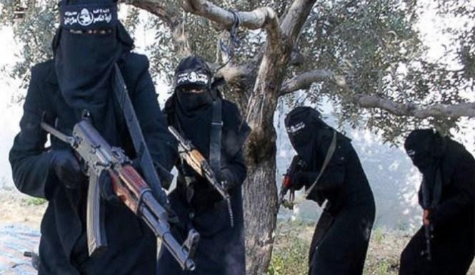 Gaza Terror Group Trains Women to Become Jihadists