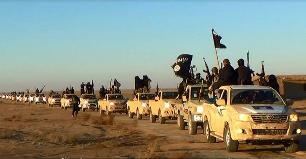 'Turkey is Backing ISIS'