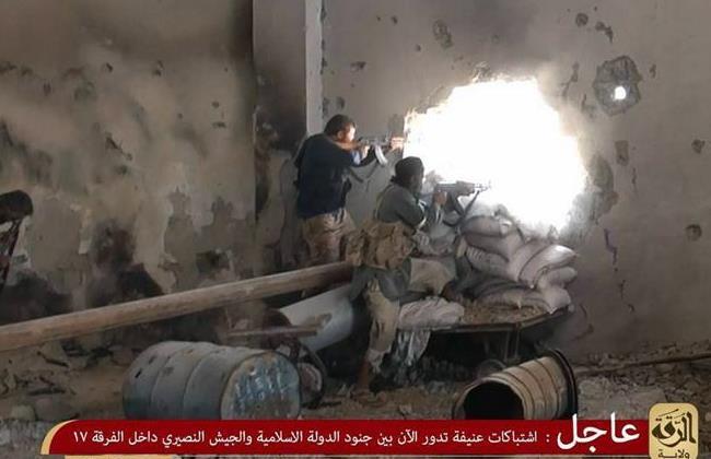 Jihadist Syrian