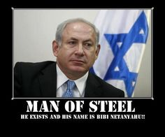 The Real Israel Stands with Netanyahu