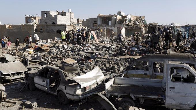 Saudi Arabia: Yemen Airstrikes Will Continue Until Hadi Can Rule