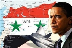 Syria is Splitting Apart, And Obama Shouldn't Stop It