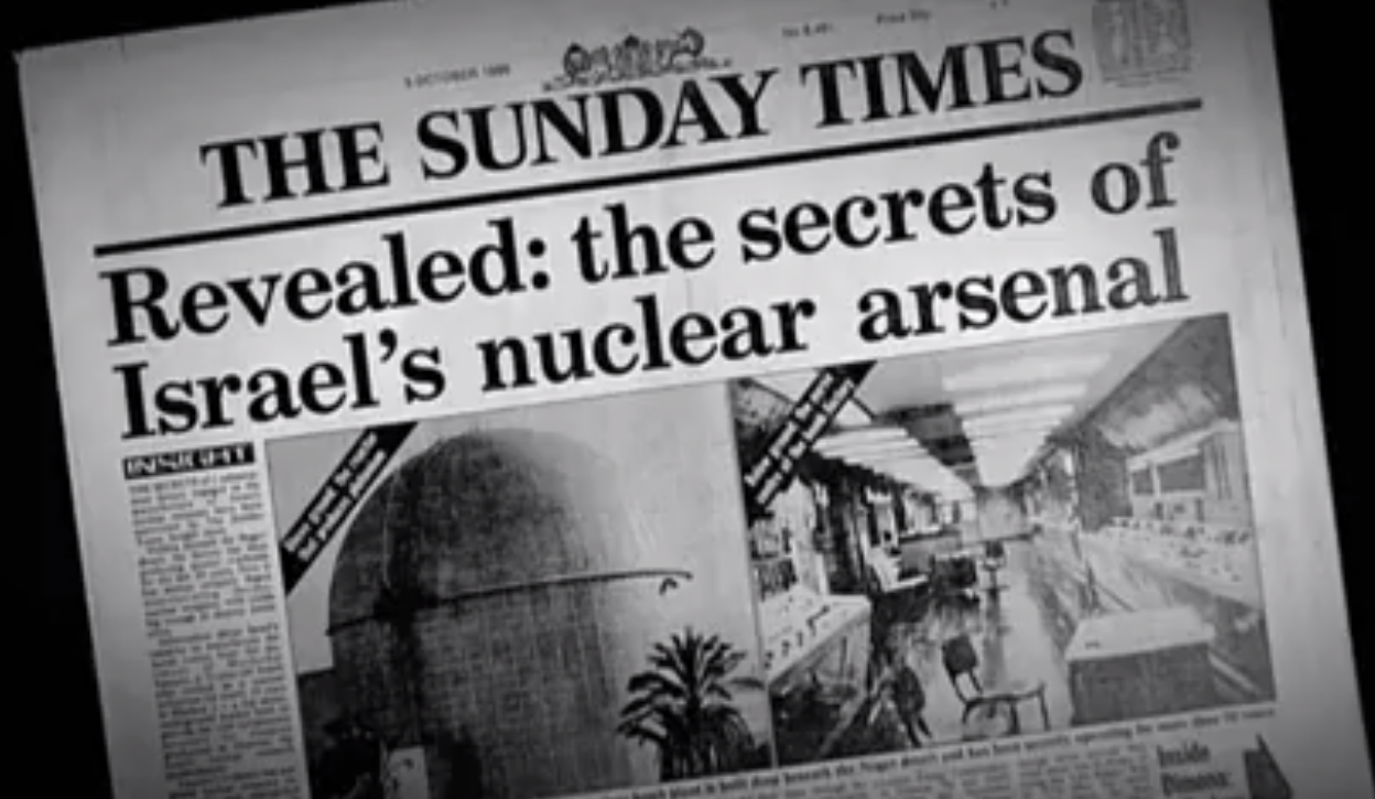 Why US State Declassified the Report on Israel's Nuclear Capabilities