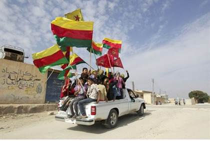 Syrian Kurds are Waiting for Israel