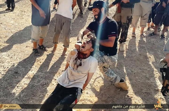 ISIS Beheads Senior Hamas Operative in Syria