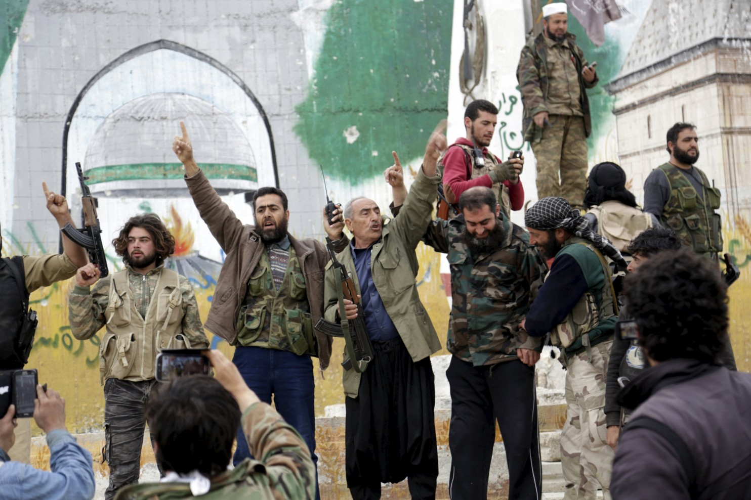 Al Qaeda Captures Last Syrian Regime City in Idlib