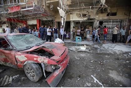 Blast Baghdad Hotels
