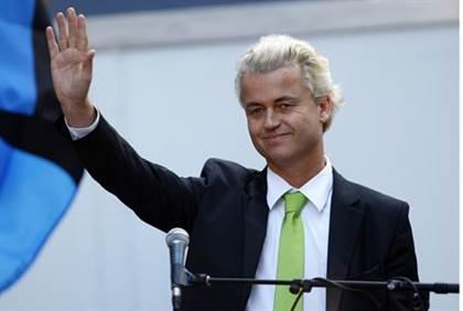 Geert Wilders -Reuters