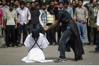 Saudi Arabia Looks for New Executioners, Beginners Welcome