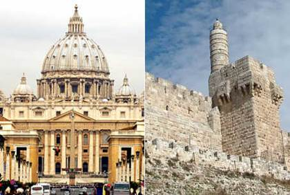 The Vatican has Always Tried to Inflict Damage on the Jewish State