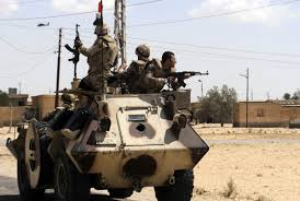 Egypt Kills 22 Suspected Terrorists in the Sinai