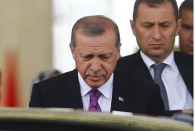 Erdogan Sulking After Election Defeat