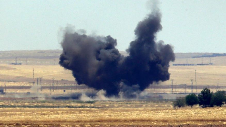 ISIS losing Key Supply Route from Turkey