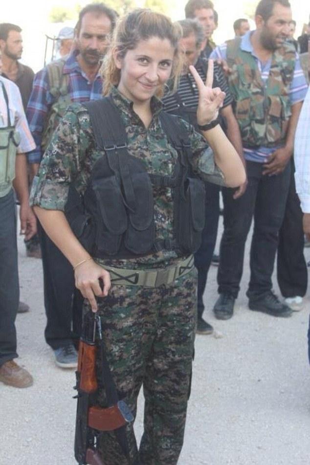 Kurds End ISIS Murder in Kobane