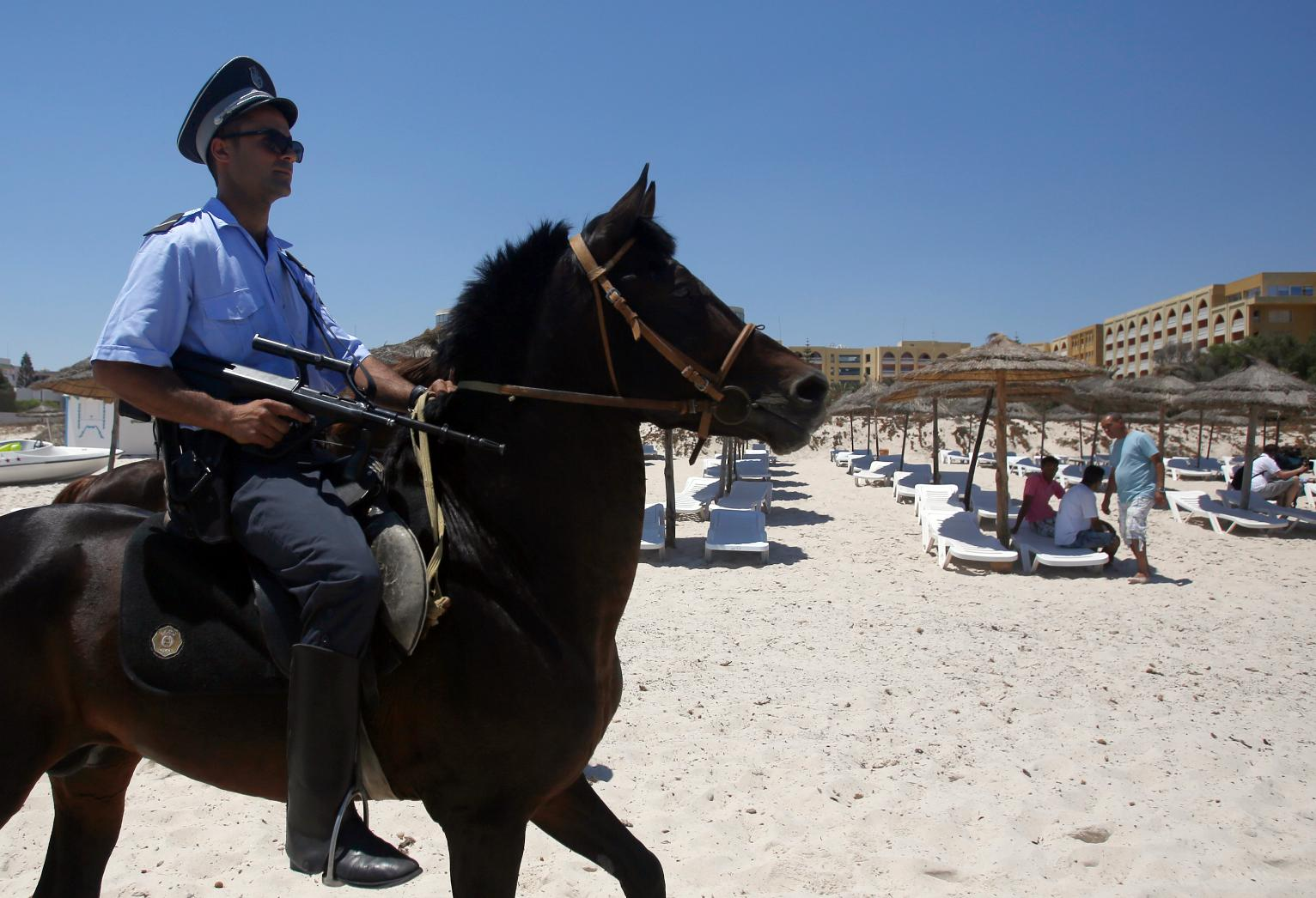 Tunisia Searching for More Suspects in Beach Attack