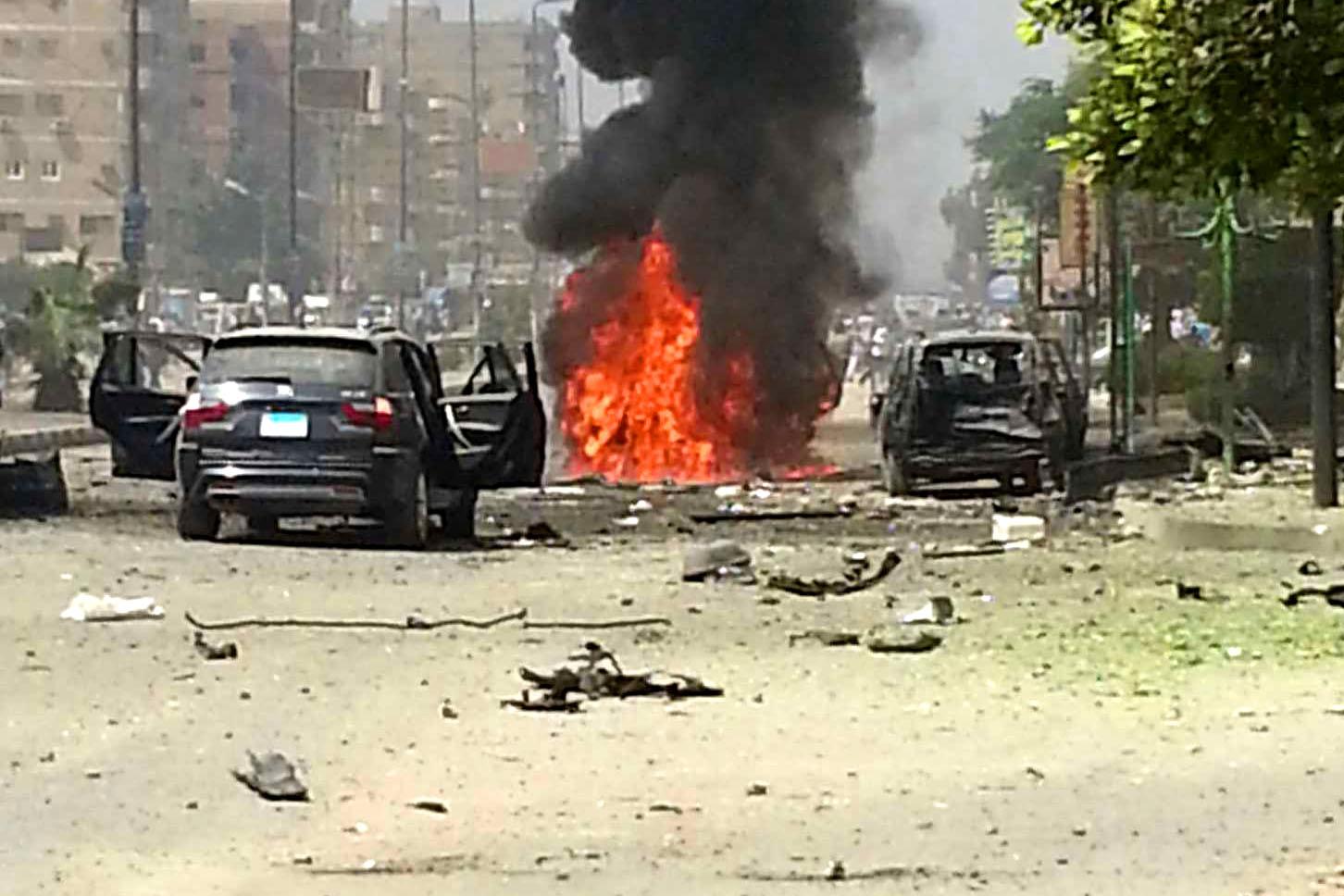 Egypt Passes Anti-Terror Law
