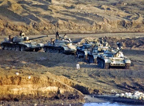 Egyptian Tanks