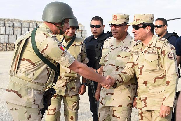 ISIS Attempt to Set Up State in Sinai