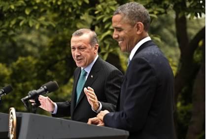 Obama and Erdogan Agree to Cooperate Against ISIS