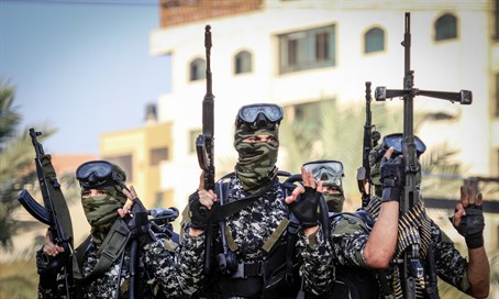 Egypt Abducted 4senior Hamas naval commandos