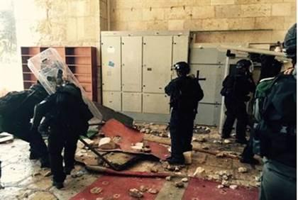 Jordan Condemns Temple Mount Violence – But Blames Jews