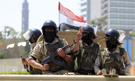 Egypt Killed 500 Terrorists in 16 Days