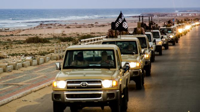 As world focuses on Syria and Iraq, ISIS tightens grip on Libya