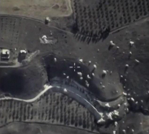 Russia bombs Al Qaeda prison, kills 21 civilians