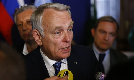 French FM: Israeli response to attack could 'raise tensions'