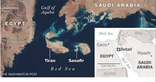 Egyptian court rejects deal to cede islands to Saudi Arabia