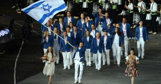 The Olympic Games and the Jewish People.