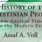 """""""A History of the Palestinian People"""" leaves details blank"""