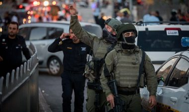 ISIS claims Jerusalem attack