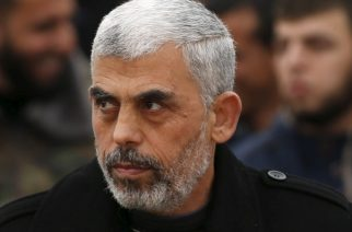 Hamas leader in Cairo to meet security officials
