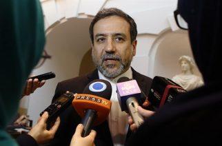 Abbas Araqchi -Reuters
