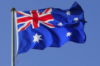 Australian flag -Thinkstock