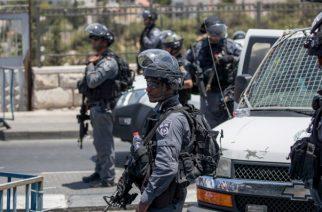 Jordanian parliament praises Temple Mount terror attackצילום - Yonatan Sindel-Flash90