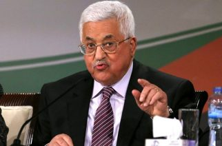 Mahmoud Abbas - Reuters