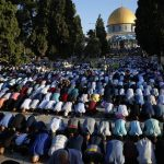 Arab Temple Mount official linked to Hamas terror group