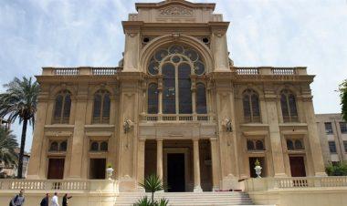 Israel thanks Egypt for restoring ancient synagogue